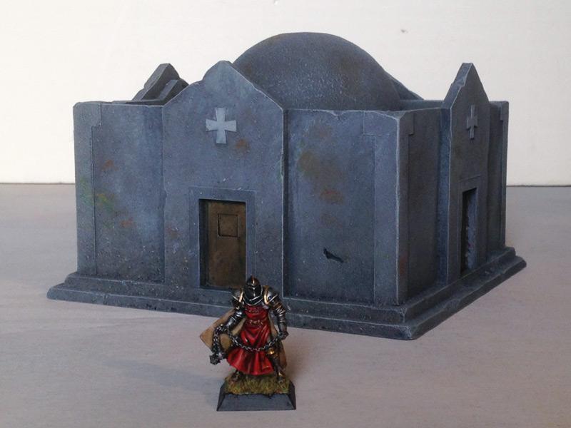 Frostgrave Mausoleum